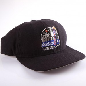 Snapback NBA All Star Week-end 1998