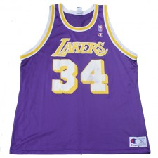 Jersey Los Angeles Lakers - Shaquille O'neal