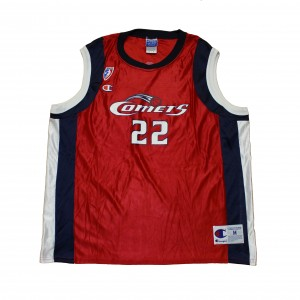 Jersey Comets Swoopes